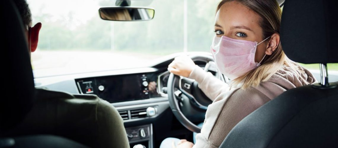 Driving-lesson-masks
